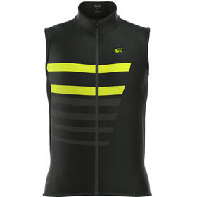 Alé Cycling Crossover Capitano Vest Men black-fluo yellow
